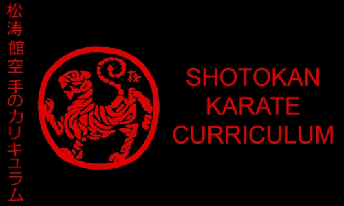 Shotokan Karate Curriculum