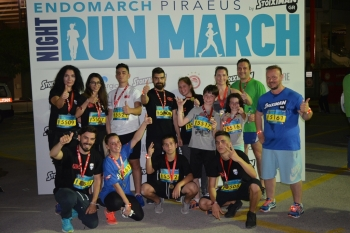 Piraeus Night Run 2017